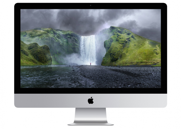 27-inch (diagonal) Retina display with IPS technology; 5120-by-2880 resolution