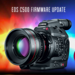 The Canon C500 Gets another price drop and new firmware