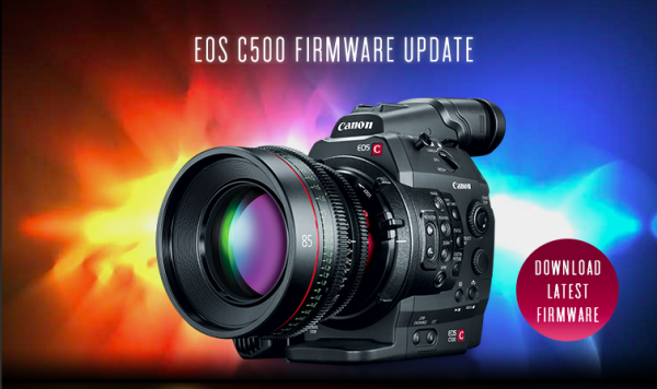 The C500 nows has a new Cinema Gamut.