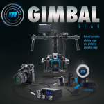 Redrock Micro releases new gimbal accessories