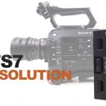Hawkwoods Sony FS7 Power Solution