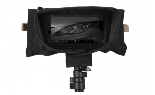 The Portabrace solution for the Atomos Shogun