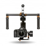 Defy launch $1995 G2x brushless gimbal that doesn't need a stand