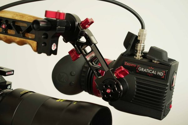 The Zacuto Gratical HD electronic viewfinder