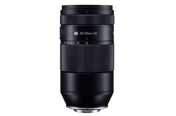 Samsung's 50-150mm f2.8 NX lens