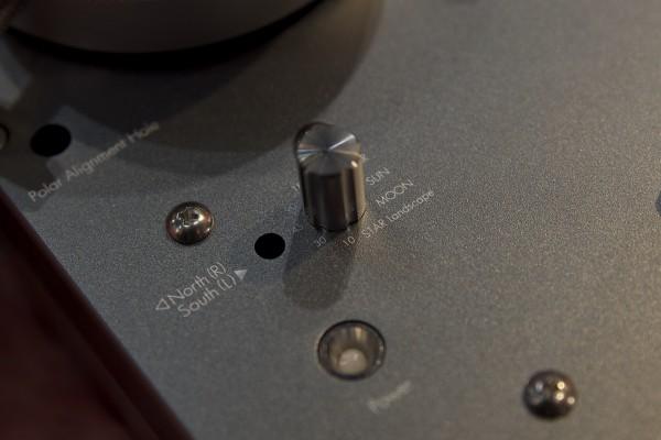 The TP-2 utilises a simple interface