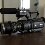 Testing out the JVC GY-LS300- A 4K budget Super 35mm camera with a Micro 4/3 Mount