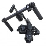 New CAME-MINI brushless gimbal designed for a7S and GH4