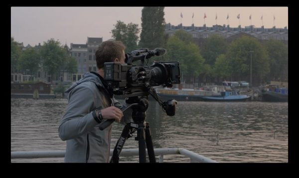 Shooting with the Sony FS7 and 28-135mm f/4 power zoom lens in Amsterdam last year