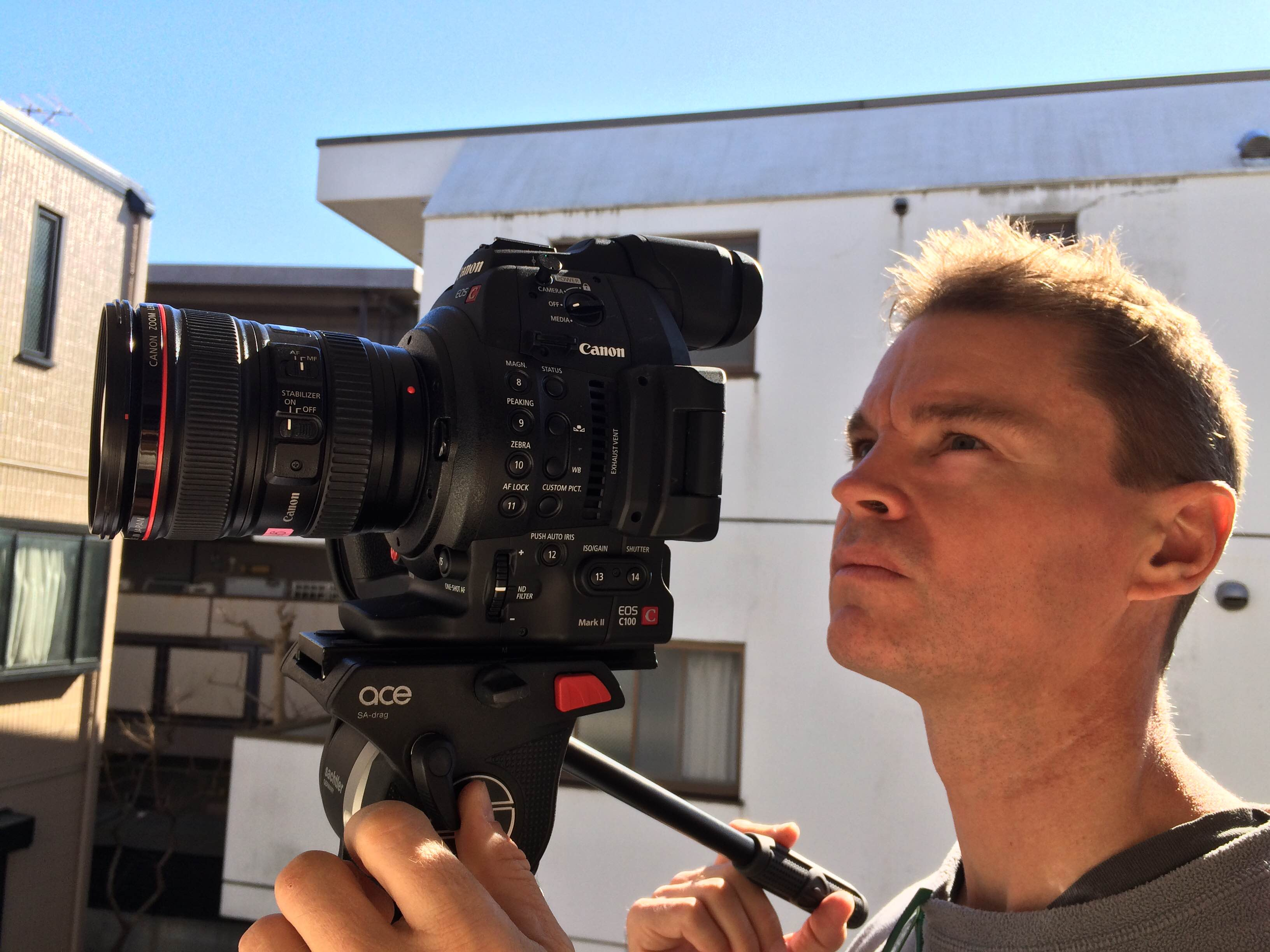 The C100 Mark II - Why I actually like it - Newsshooter