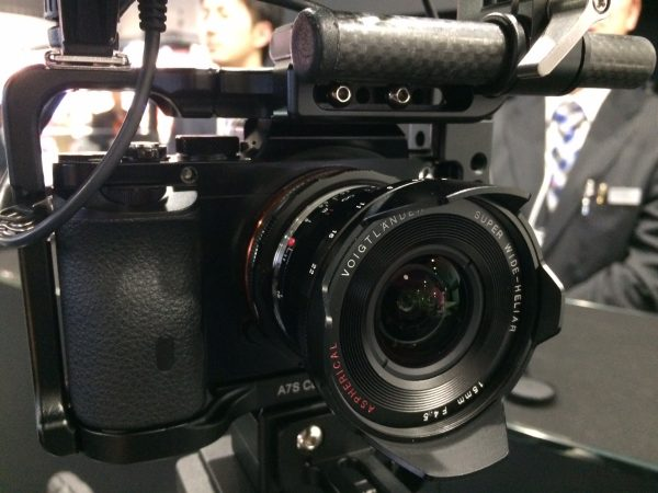 The 15mm F4.5 on my Sony a7S
