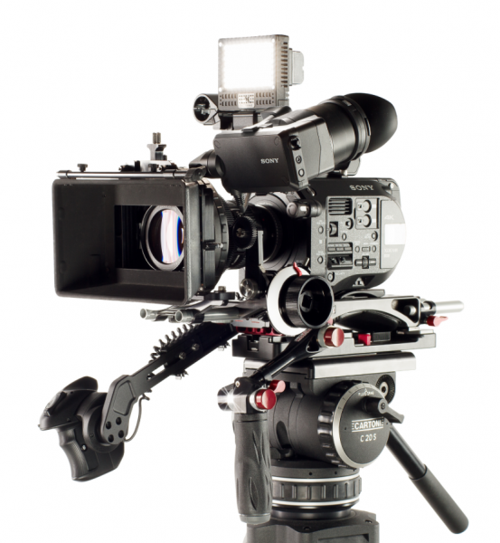 The Shape Sony FS7 Bundle Rig