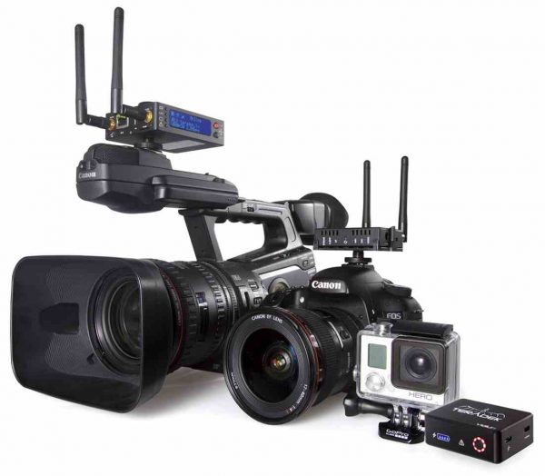 Various different Teradek encoders can be used with Live:Air