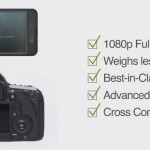 SmallHD 502 Full HD SDI/HDMI LCD  – the 'sharpest 5 inch camera-top monitor in the world'