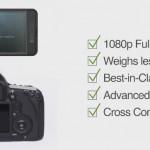 SmallHD 502 Full HD SDI/HDMI LCD  – the 'sharpest 5 inch camera-top monitor in the world'