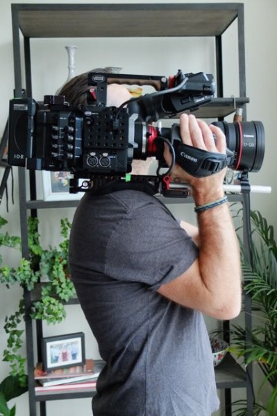 The Canon CN7x17 KAS S Cine-Servo 17-120mm T2.95 (photo: Ben Emery)
