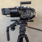 Moving from C100 to FS7 – Spencer Chumbley cannibalises his old rig to fit the Sony