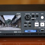 Newsshooter first look at the Sony PMW-PZ1 4K SxS memory player