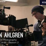 Go Creative Show talks with Martin Ahlgren, DoP for House of Cards season three