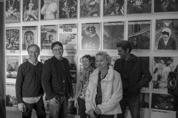 The jury for the 2015 competition