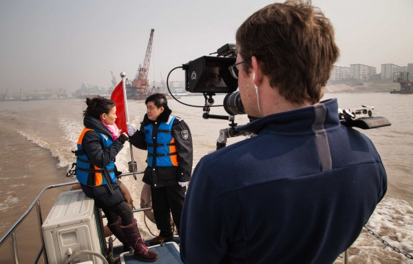 Using the C100 in an ENG environment has its quirks