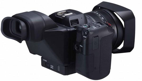 Canon XC1 2