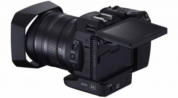 Canon XC1 3