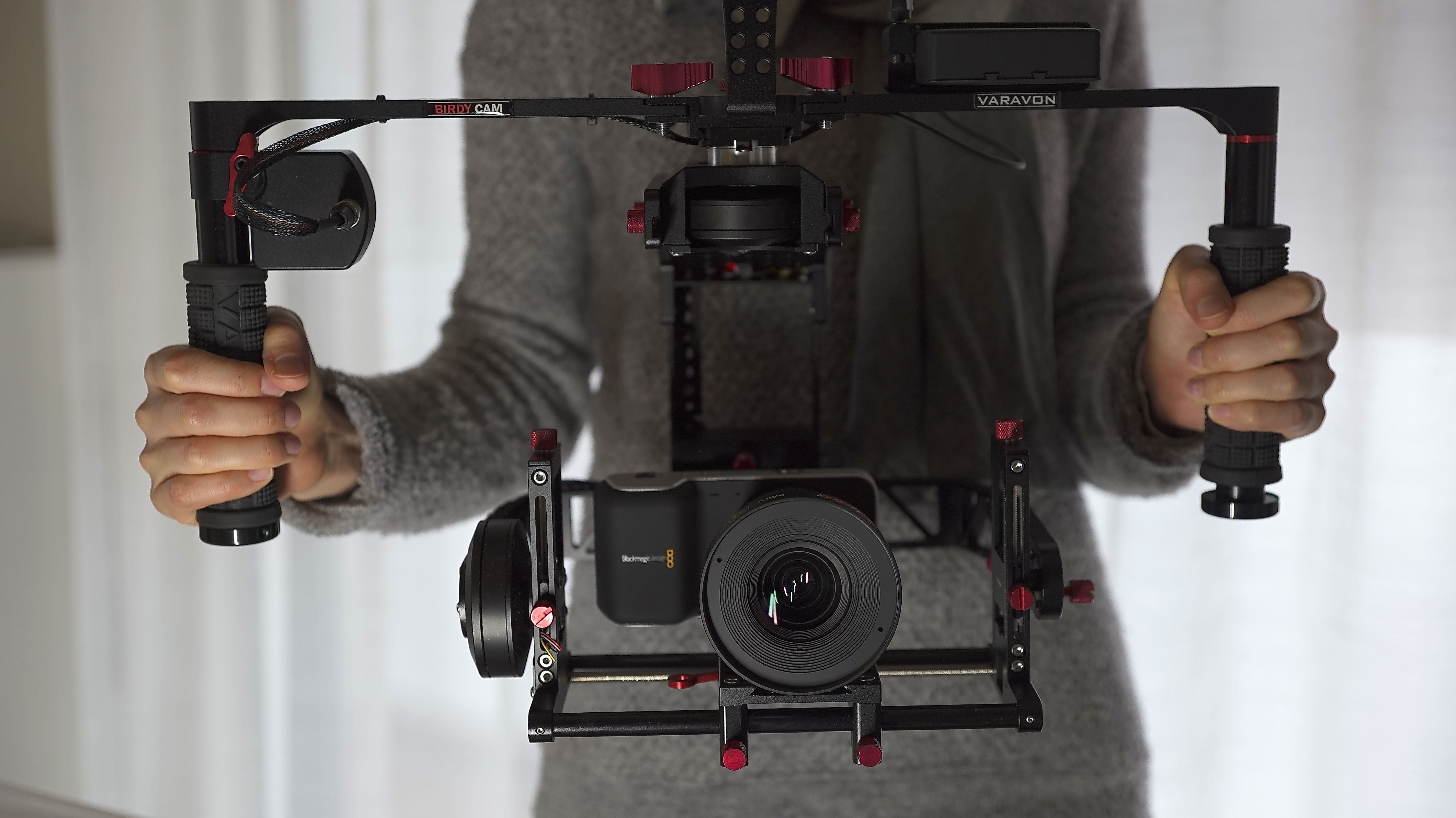 The Well Priced Varavon Birdycam Ii Brushless Gimbal Is It Good For News And Documentary Work Newsshooter
