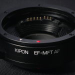 Kipon announce Canon EF to M4/3 lens adapter with full auto-focus and IS capabilities
