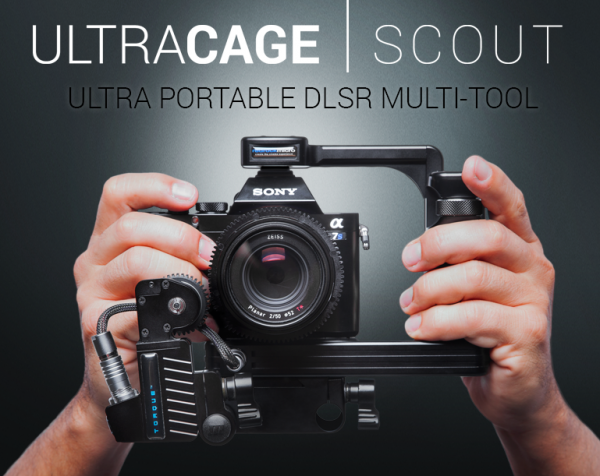 Redrockmicro Ultracage Scout