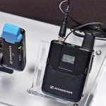 NAB 2015: Sennheiser AVX digital wireless mics