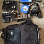 Video journalist Christian Parkinson trades his ENG camera for the Sony A7S – take a look in his kit bag