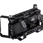 NAB 2015: Motion9 Cube Cage for Atomos Shogun 4K recorder