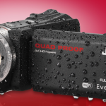 "JVC Everio ""All-Weather Cam""- Water-proof, dust-proof, shock-proof and freeze-proof, with a 5-hour internal battery"