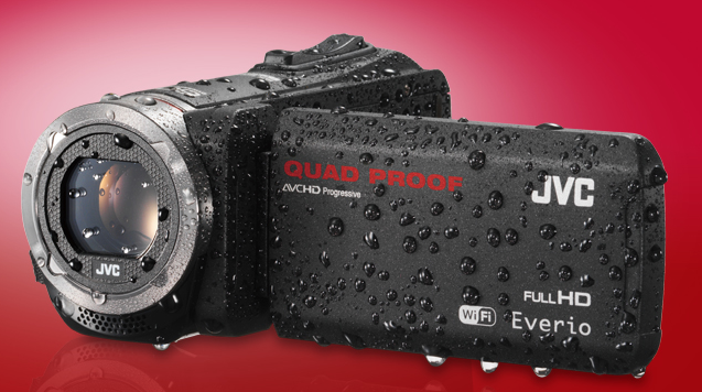Jvc Everio All Weather Cam Water