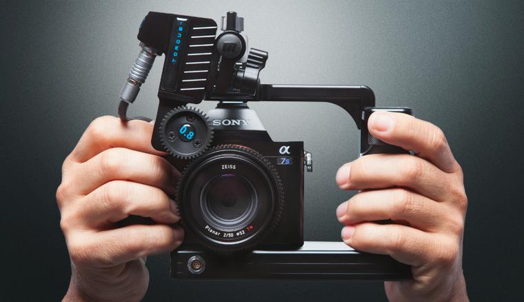 Cinegear 2015: Redrock Micro Scout UltraCage - Motorised