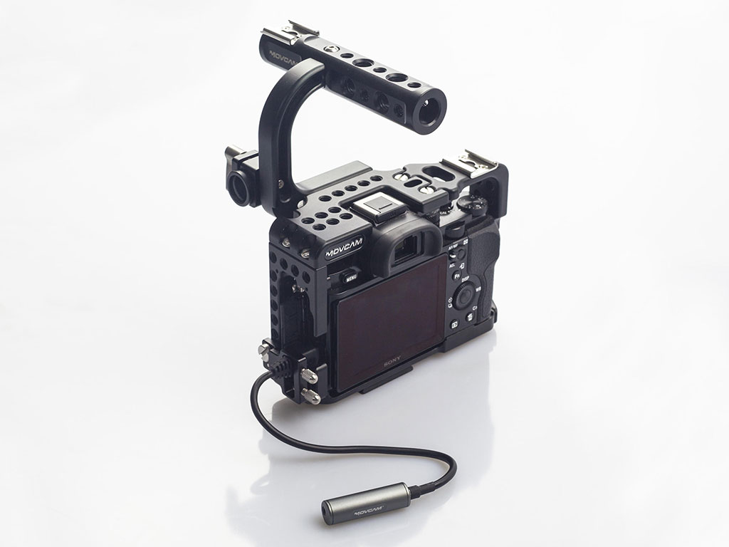 Movcam Sony a7S lanc control cable released - Newsshooter