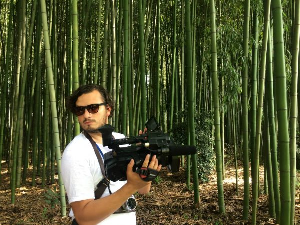 Shooting in Japan with the DVX200
