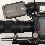 Movcam show cage and accessories for ARRI Alexa Mini
