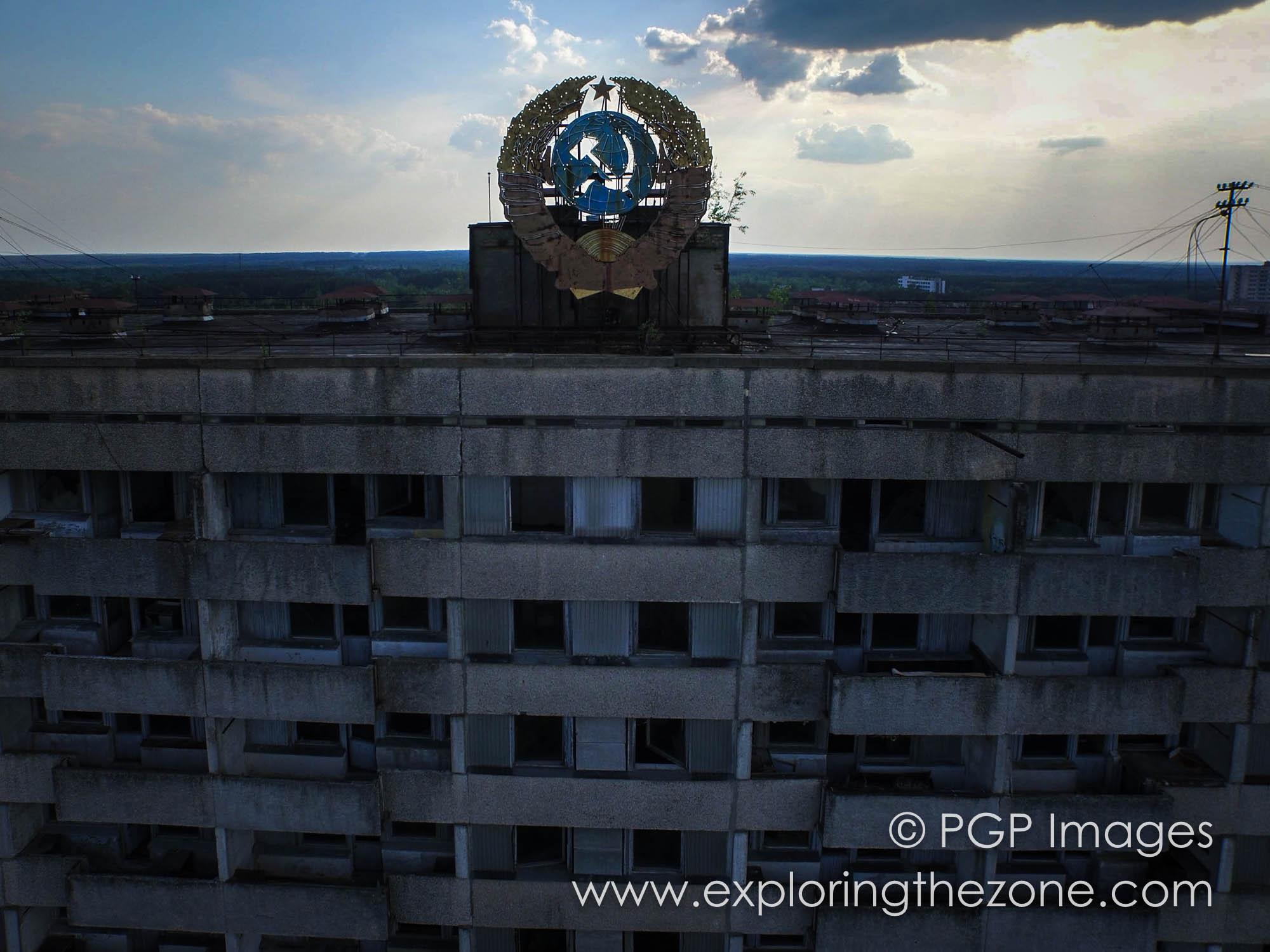 Review: Flying DJI's Inspire 1 in the Chernobyl Nuclear