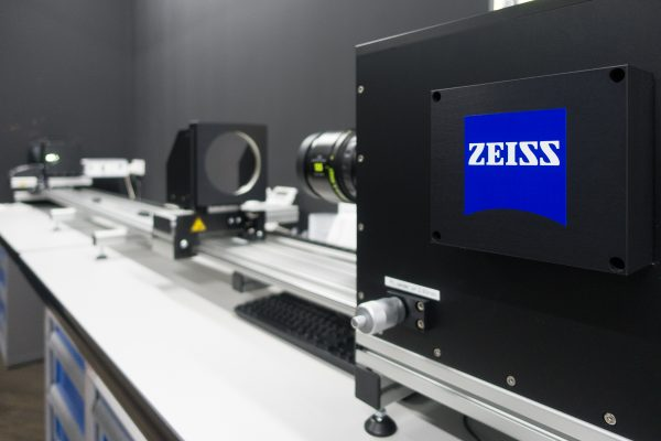 The ZEISS On-axis MTF-Tester K9
