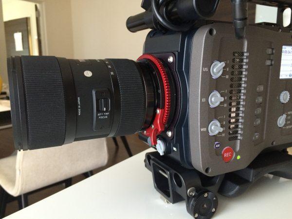 Using the Sigma 18-35mm f1.8