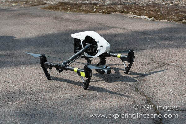 DJI's Inspire 1: 'The BMW M3 of drones.'