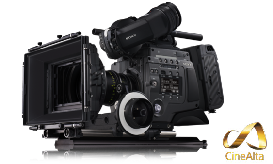 The Sony F65