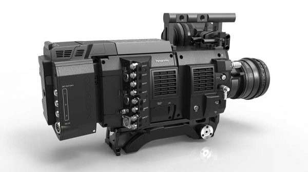 The Varicam 35 with the Codex V-RAW recorder