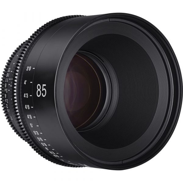 The XEEN 85mm lens