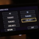 Panasonic DVX 200 Review Part 2- V-Log L, Scene Profiles and Colour Science