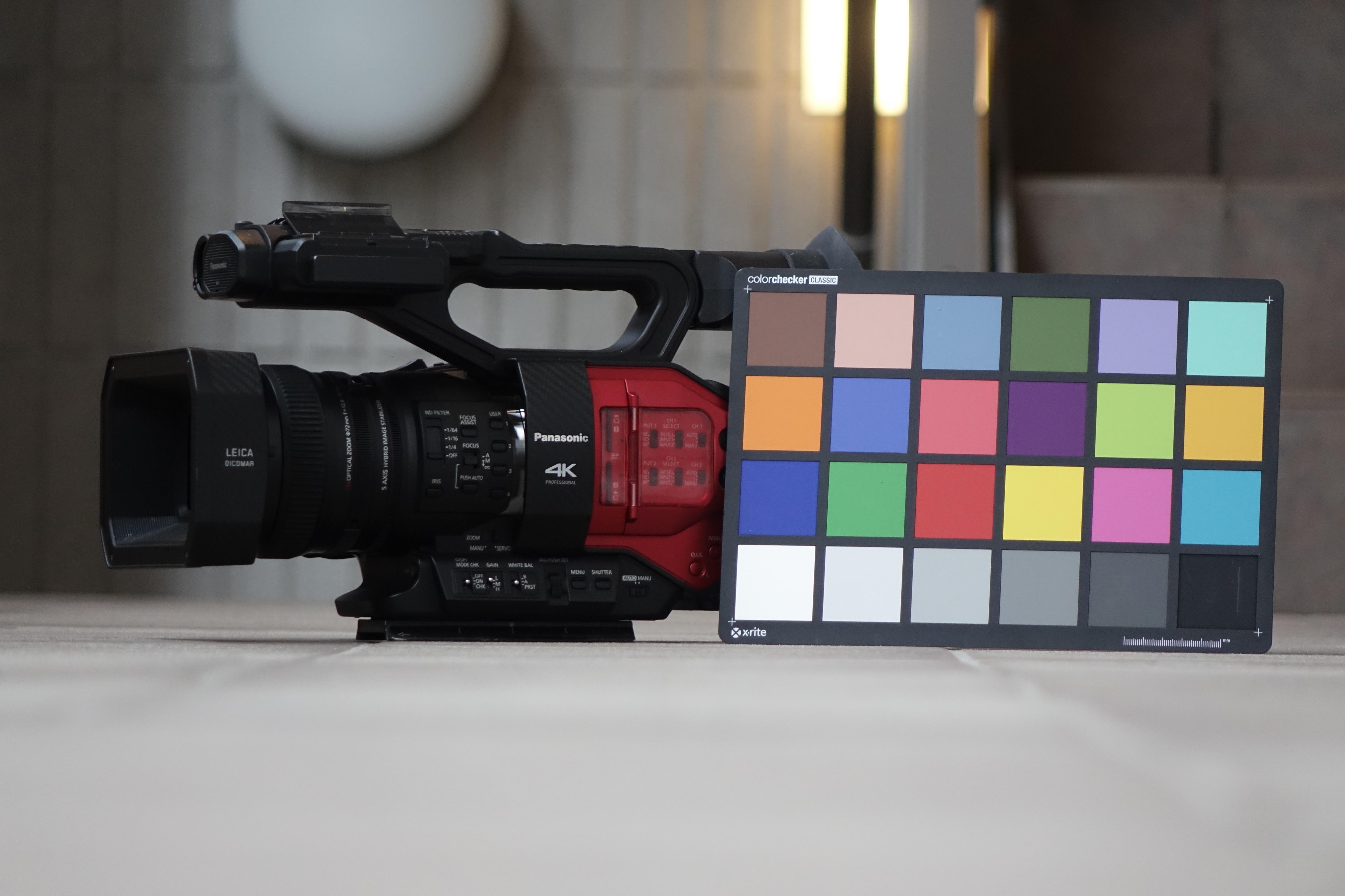 Panasonic DVX 200 Review Part 2- V-Log L, Scene Profiles and Colour