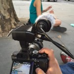 Sony a7R II part III: 5-axis stabilisation and heat issues – going handheld to tell the story of a London busker