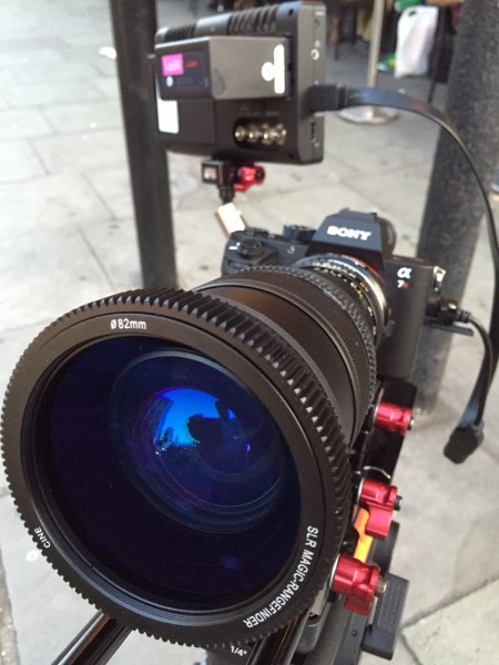 Review: SLR Magic Anamorphot 2X and Rangefinder with the Sony a7R II